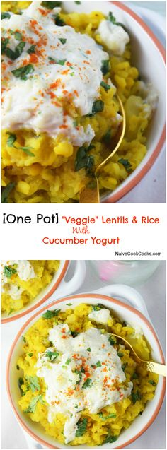 This is what quick & easy cooking is all about!! You will fall in love with the flavors! #recipes #onepot #dinner #easy #fromscratch #meatless #simple