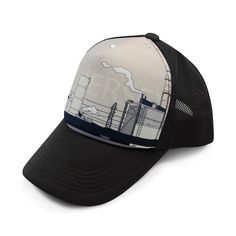 New Jersey Trucker Hat now featured on Fab. Tech Accessories, Hats, How To Wear, Shopping, Design, Store, Women, Fashion, Moda