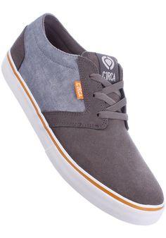 C1RCA Hesh, Shoe-Men, darkgull-slate #ShoeMen #MenClothing #titus #titusskateshop