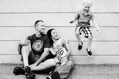 Familien-Shoots