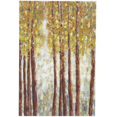 Birch Trees Wall Art - Pier One