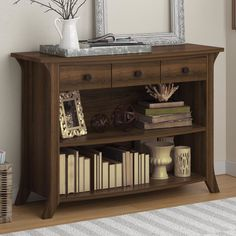 Altra Furniture Oakridge Console Table