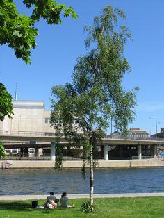 Stockholm, Klarasjö/Serafimerparken