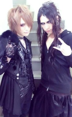 Zin and Hiro. Jupiter and Nocturnal Bloodlust