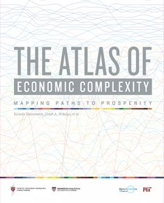 The Atlas Of Economic Complexity: Mapping Paths To Prosperity free ebook Atlas Book, The Atlas, Data Visualization Tools, International Development, Book Format, Economics, Free Ebooks, The Book, Finance