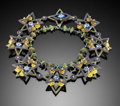 Wonderful Jewelry by Kathy King Click on link to see more - http://beadsmagic.com/?p=4422