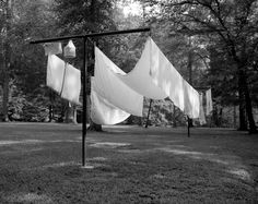 Frank Hamrick.  Clothesline.  i am inexplicably drawn to (photography of) the deep south.  i want to breathe the air