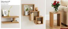 Stanton® Cube Wall Shelf, Next Home. Cube Wall Shelf, Wall Cubes, Wall Shelves, Living Room Furniture, Furniture Sets, Furniture Design, Fake Walls, Decoration, Home Accessories
