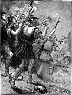 The Defeat of the Midianites