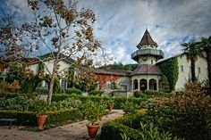 Chateau St. Jean Winery (Sonoma Valley, CA)