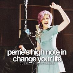 I try to do it every time. I come close but my voice always cracks at the end. HER VOICE IS SO PERFECT