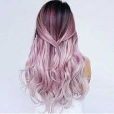 Red or Pink Hair Color Tones-Do you want to have stylish ombre hair color? We bet you do! Long Hair Cuts, Long Hair Styles, Ombre Hair Styles, Coloured Hair, Ombre Hair Color, Pastel Ombre Hair, Dyed Hair Ombre, Hair Color Pink, Mermaid Hair Colors