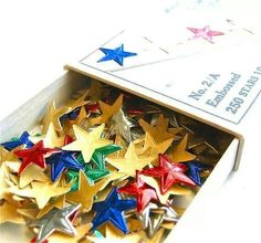 Getting a star in elementary school