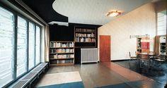 Adolf Rading, Casa Rabe Interior, 1928 - 1930
