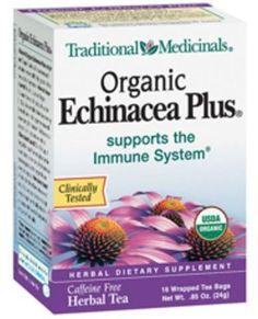 flu remedies - Echinacea