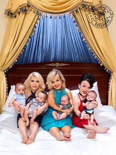 The Stars of Little Women: L.A. Open Up About Their Difficult Pregnancies – and Baby Joy