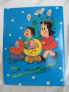 1973 Little LuLu Paper Dolls by thevintagesunflower on Etsy