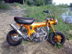 Honda dax rsr 150 vaucluse 84