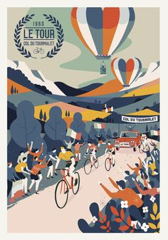 Col du Tourmalet by Neil Stevens. King & McGaw has an extensive collection of art prints by established and emerging artists, which are all framed by hand in the UK. Nature Prints, Bird Prints, Framed Art Prints, Cycling Art, Cycling Quotes, Cycling Jerseys, Bicycle Art, Bicycle Design, Bike Poster