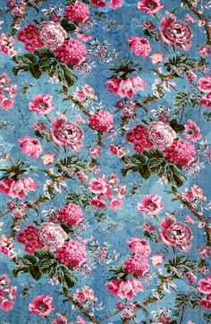 Waverly Forever Yours Spring Fabric Fabrics Spring And
