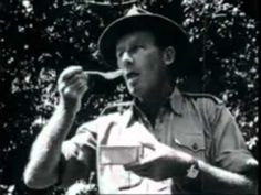 DDT so safe you can eat it 1947 - YouTube It is NOT SAFE so DON'T eat it!!