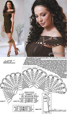 Black Crochet Dress, Crochet Blouse, Crochet Lace, Crochet Bikini, Wedding Dress Bolero, Used Wedding Dresses, Thread Crochet, Filet Crochet, Crochet Collar Pattern