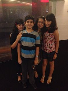 In Grand Indonesia with loved ones