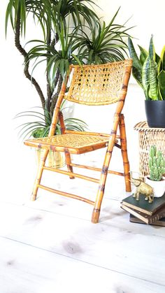 Bamboo Chair ~ Scorched Bamboo Frame Folding Kids Chair with Rattan Seat and Back ~ Boho Home Decor British Colonial Bedroom, Ercol Dining Chairs, World Market Dining Chairs, Chair Leg Floor Protectors, Fire Pit Table And Chairs, Chairs For Rent, Shabby Chic Table And Chairs, Oversized Chair And Ottoman, Office Chair Without Wheels