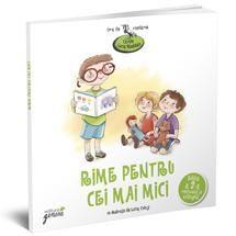 """Rime pentru cei mici-Lucia Muntean; Varsta:2-4 ani; Versurile uşoare şi amuzante, subiectele desprinse din preocupările firești ale vârstei respective precum şi vocabularul adaptat acestei etape din dezvoltarea copiilor îşi dau mâna pentru a face din """"Rime pentru cei mai mici"""" cartea ideală pentru a porni pe drumul plin de satisfacţii al carierei de cititor. Family Guy, Comics, Children Books, Fictional Characters, Children's Books, Books For Kids, Comic Book, Fantasy Characters, Comic Books"""