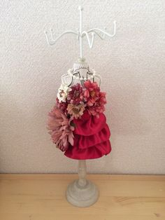 フラワートルソー〜red〜