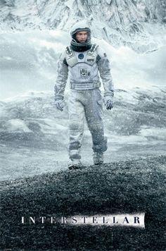 Interstellar - Ice Walk Póster