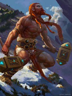 the son of Thor by 0BO.deviantart.com on @deviantART