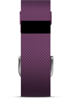 Fitbit Charge HR™ Wireless Heart Rate + Activity Wristband in plum or teal