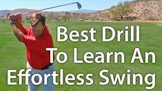 UK Golf Gear - Best Drill For An Effortless Golf Swing