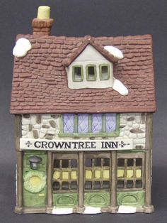 Dickens Village Crowntree Inn - No Box by Department 56