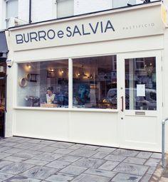 WHERE — Burro e Salvia