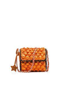 #MMissoni   Mini-Raffia Bag   #Summer2016