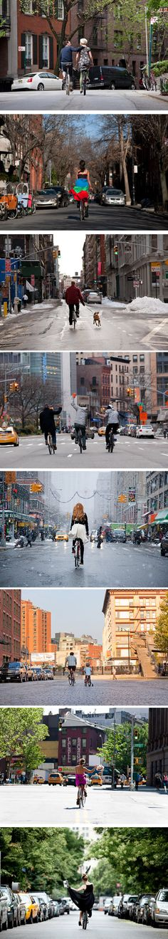 #People ~ #City #Cycling