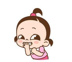 ★카카오톡 '쥐방울은 오늘도 맑음!'이모티콘 오픈★ : 네이버 블로그 Cute Funny Pics, Cute Cat Memes, Funny Baby Memes, Cute Love Gif, Cute Cat Gif, Cute Couple Cartoon, Cute Cartoon Pictures, Cute Couple Art, Cute Love Cartoons