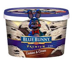 Five Nights at Freddy's 2 Blue Bunny!