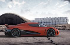 2013 Koenigsegg Agera R fastest street legal car in the world. Also a Swedish hidden gem ;)