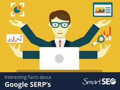 Interesting Facts about Google SERP's - The top 5 results get 75% of the clicks! In the search engine world, the top 5 results get 75.7% of the clicks so focus your efforts on a few valuable keywords and build content around those terms.
