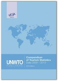 Compendium of tourism statistics - World Tourism Organization (UNWTO) - plaatsnr. 491/250/14 #Statistieken #Toerisme #InternationaalToerisme