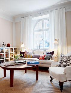 Interior inspiration by Sköna hem - Simple + Beyond