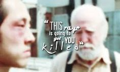 Image result for quotes from the walking dead