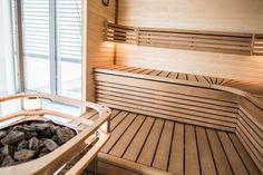 Soukromá sauna v Karlových Varech - Sauna. Stairs, Design, Home Decor, Stairway, Decoration Home, Room Decor, Staircases, Home Interior Design