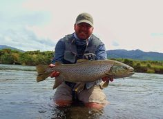 A summer Tongariro River Brownie.