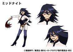 My Hero Academia Anime Reveals Character Designs For U. Teachers The official website for the My Hero Academia anime series revealed four more character designs on Friday for the anime, for four teachers at U. My Hero Academia Memes, Boku No Hero Academia, Hero Academia Characters, Female Characters, Anime Characters, Character Sheet, Character Concept, Concept Art, Character Design