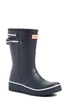 08cf09081ab Hunter  Original Short  Wedge Rain Boot (Women) Hunter Rain Boots