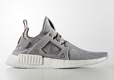 The ever-growing adidas NMD family gets another new release for all of the shoe's many fans to look forward to with this latest NMD XR1 in grey…